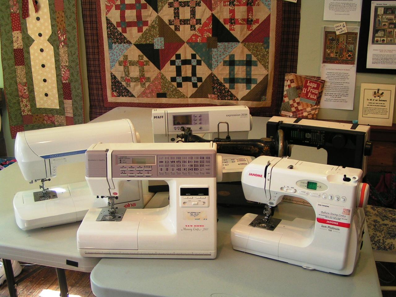 sewing machine repair baltimore
